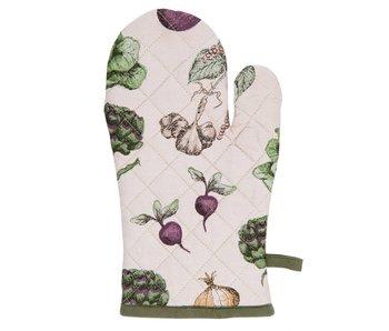 Clayre & Eef Manique motif légumes