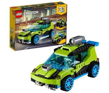 LEGO 31074 RAKETRALLYAUTO
