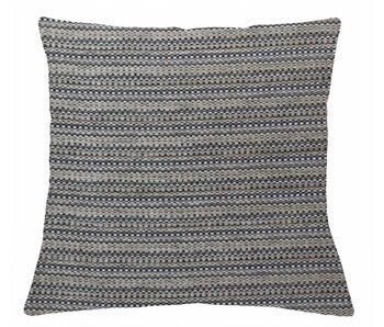 Coussin Bimbi  motif gris 45x45 cm