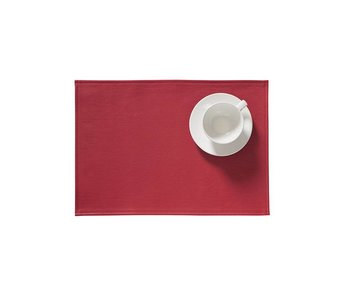 Set de table Monaco 30x45 rouge