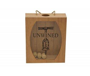 Hamilton Living Kurkbox 'Unwined'