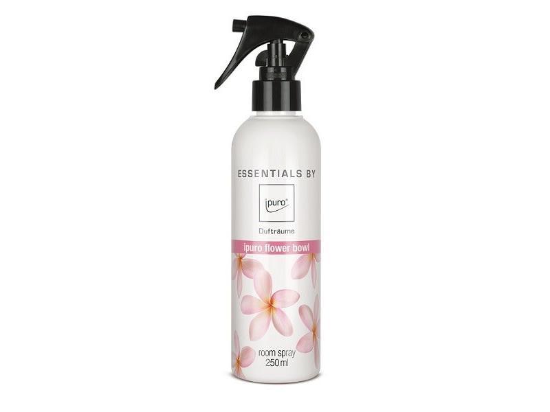 Ipuro Essentials room spray 250 ml flower bowl