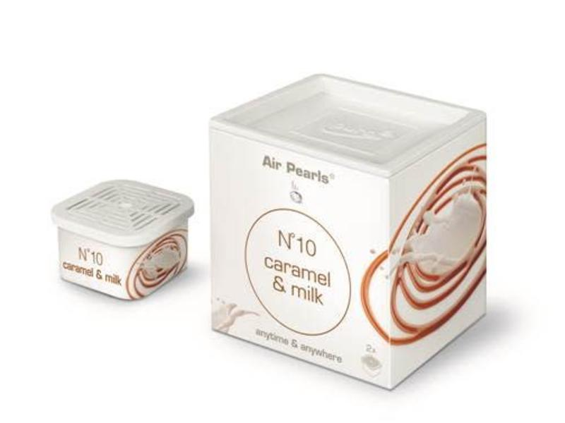 Ipuro Air Pearls capsules nr 10 caramel & milk