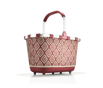 Reisenthel Carrybag 2 diamonds rood