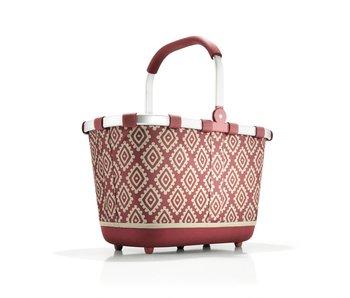 Reisenthel Carrybag 2 diamonds rouge