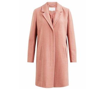 VILA Vicamdon manteau | rose | 36