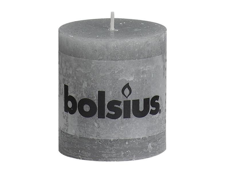 18 BOLSIUS STOMPKAARS 80/68 RUSTIEK L GRIJS