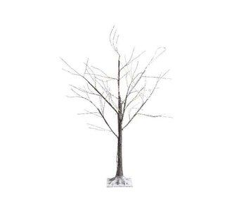 microLED arbre bouleau p/ext 150cm 400L