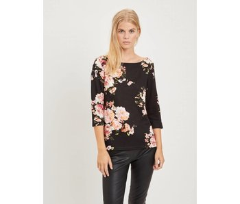 VILA Vitinny bloomia top - large