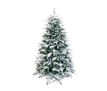 Kerstboom Oslo besneeuwd - 180cm