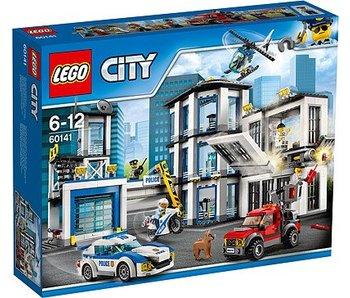 60141 LEGO POLITIEBUREAU