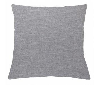 Coussin gris 45x45cm