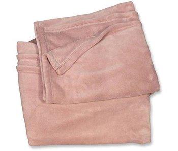 ENZO PLAID 130X180 oud roze