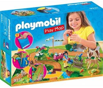 PLAYMOBIL PLAY MAP BOERDERIJ