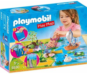 PLAYMOBIL PLAY MAP ELF