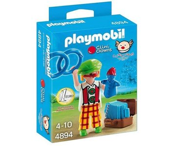 18 PLAYMOBIL 4894 CLINICLOWN