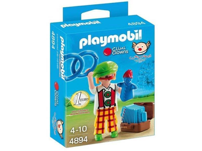 18 PLAYMOBIL 4894 CLINICLOWN