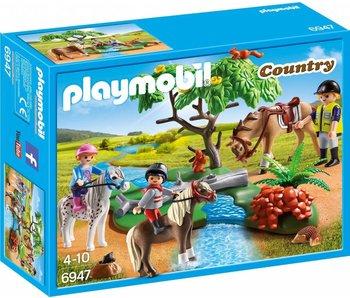 Playmobil Ponyrijles 6947