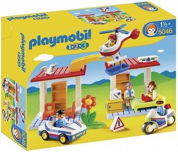 PLAYMOBIL 5046 POLICE & AMBULANCE