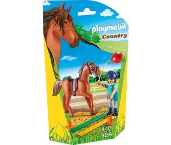 Playmobil PLAYMOBIL 9259 PAARDENTHERAPEUTE