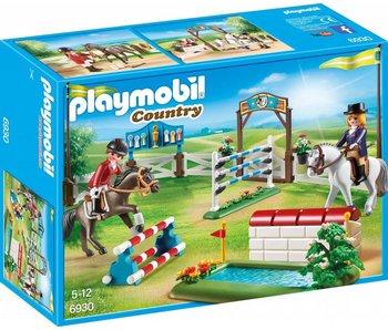 Playmobil Paardenwedstrijd 6930