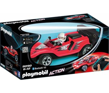 PLAYMOBIL 9090 RC ROCKET RACER