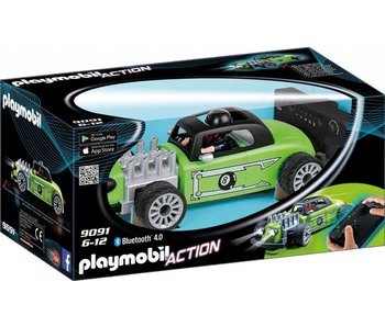 PLAYMOBIL 9091 RC HOT ROD RACER