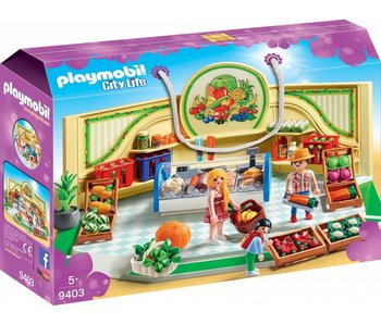Playmobil Kruidenier