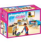 18 PLAYMOBIL 5336 CUISINE + COIN REPAS