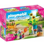 18 PLAYMOBIL 9082 BLOEMIST