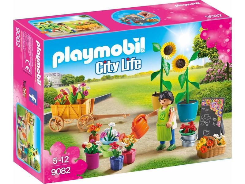 PLAYMOBIL Bloemist 9082