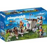 Playmobil Char de combat avec baliste et nains 9341