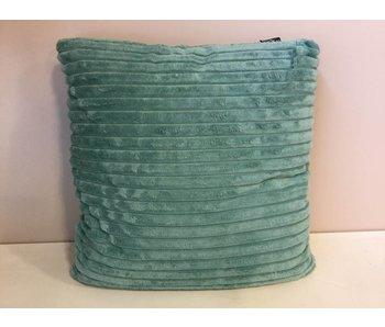 Dez kussen 45x45cm teal green