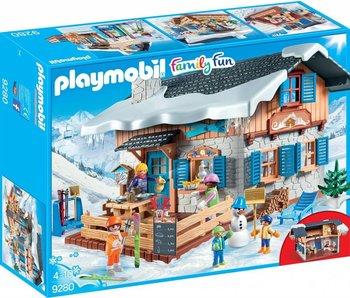 Playmobil Skihut