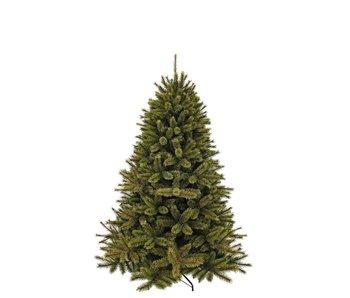 Kerstboom Forest Frosted groen - 155CM