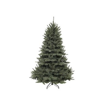 Kerstboom Forest Frosted blauw - 155 cm