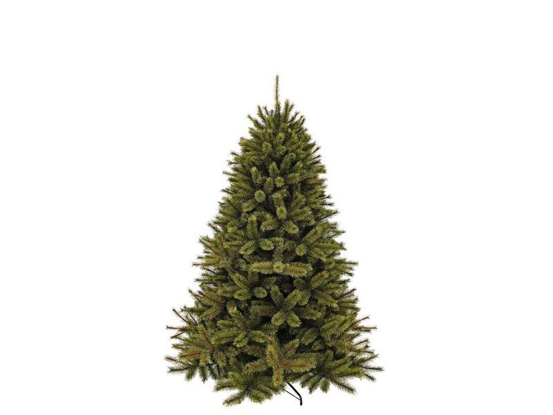Kerstboom Forest Frosted groen - 120 cm