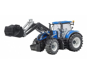 Bruder New Holland T7.315 mit frontlader