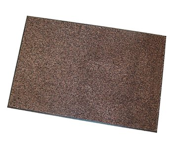Eco Dry deurmat 40x60 cm bruin