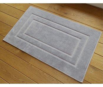 Tapis de salle de bain gris 50X80