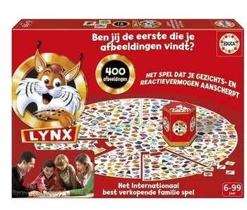 educa Le Lynx 400 foto's met toepassing NL