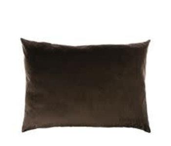 Riverdale Coussin Chelsea marron 50x70cm