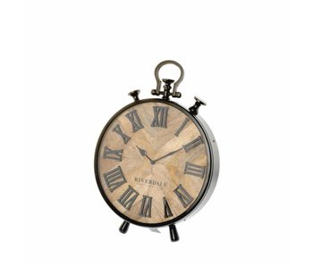 Riverdale Horloge de table Nate  42cm