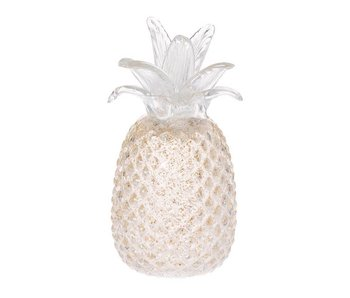 Riverdale Ananas vibes | Lichtgoud | 23cm