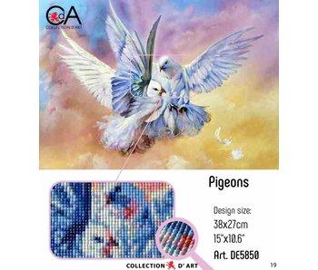 Diamond Painting vogels