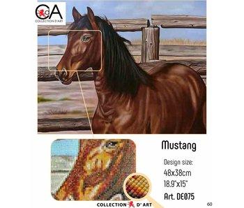 Diamond Painting  paard