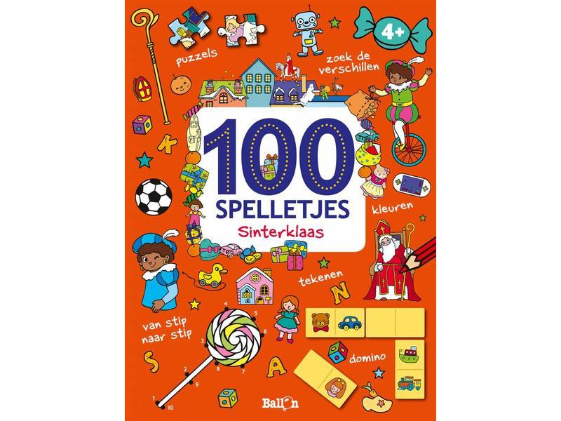 100 spelletjes Sinterklaas