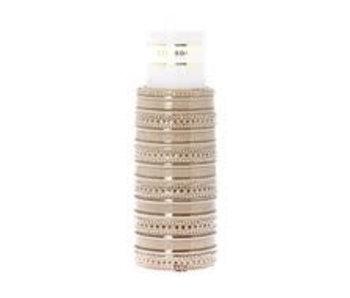 VILA Candle holder Sevillia beige 27 cm
