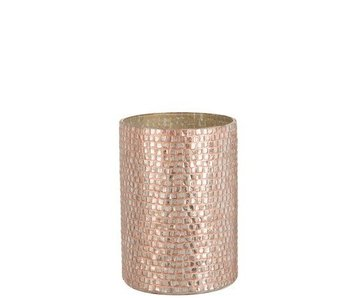 PHPH MOSAIQUE AR/ROSE CL 14X14X20