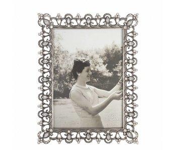 Clayre & Eef Copy of Fotolijst zilver 15x20/10x15cm